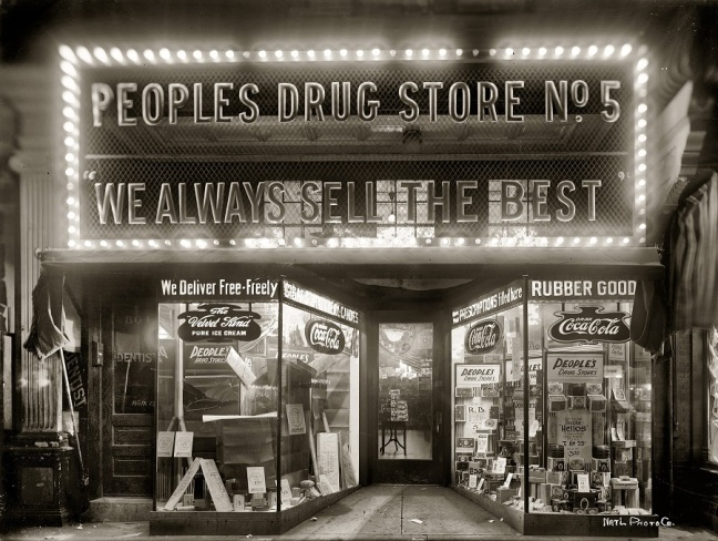 The People's Drug Store
