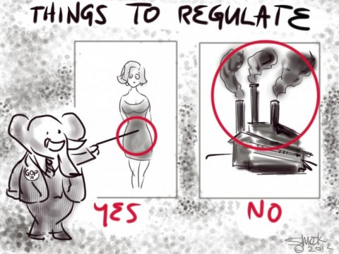 What should we regulate?