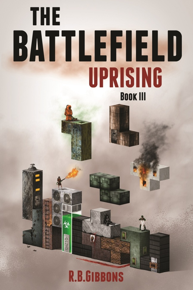 The Battlefield Uprising Novel Cover
